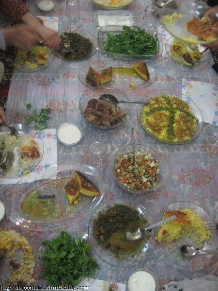 ناهار روز تولد