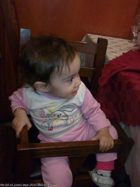 مشکات در رستوران شیوا