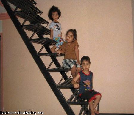 مبین هلیا و امیر علی