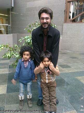 مبین و محمد سپهر