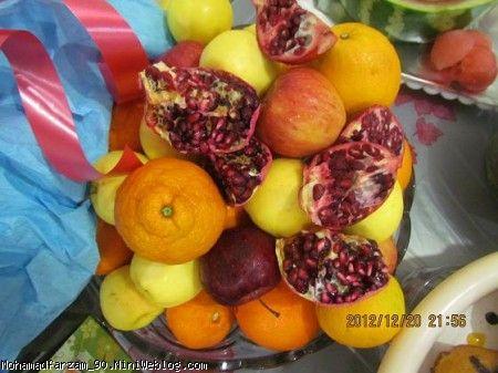 میوه و انار
