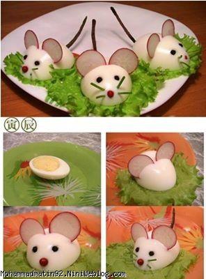 موش هاي تخم مرغي
