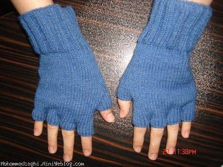 دستکش محمد