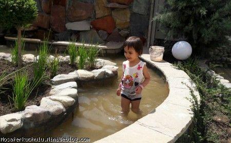 آب بازی