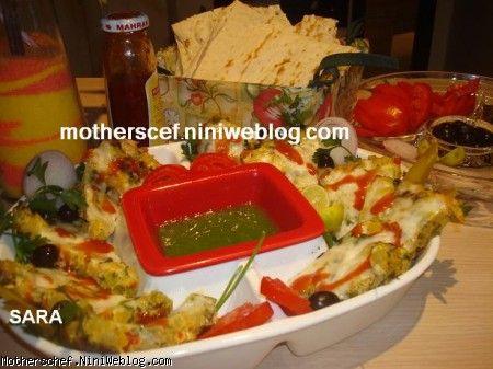 كوكوي سبزيجات