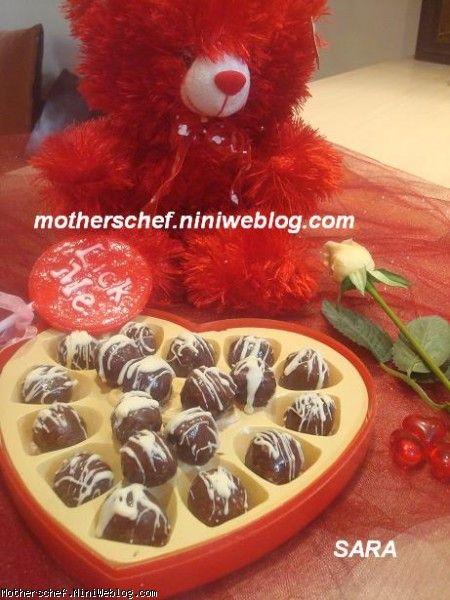 شکلات نارگیلی
