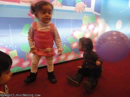 نمایشگاه کودک و سرگرمی