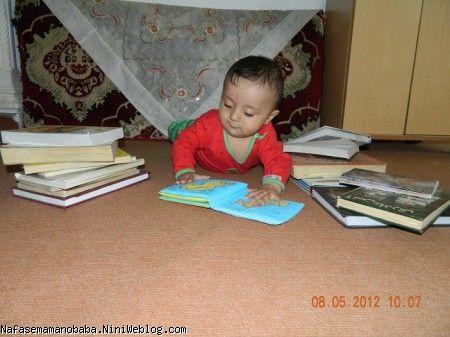 دارم مطالعه میکنم لطفا ساکت