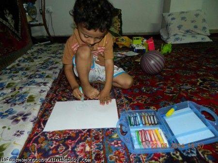 پسر نقاشم
