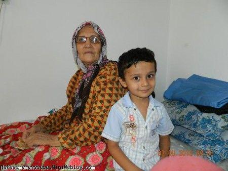 مامان بزرگ بعد از عمل