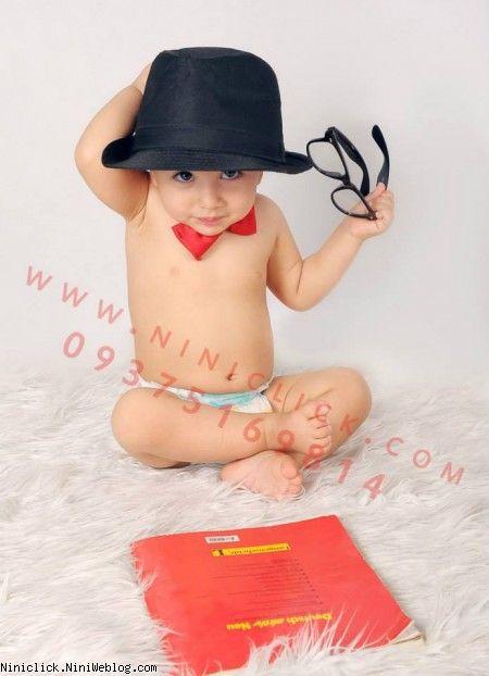 آتلیه عکس تخصصی کودک، نوزاد و بارداری نی نی کلیک