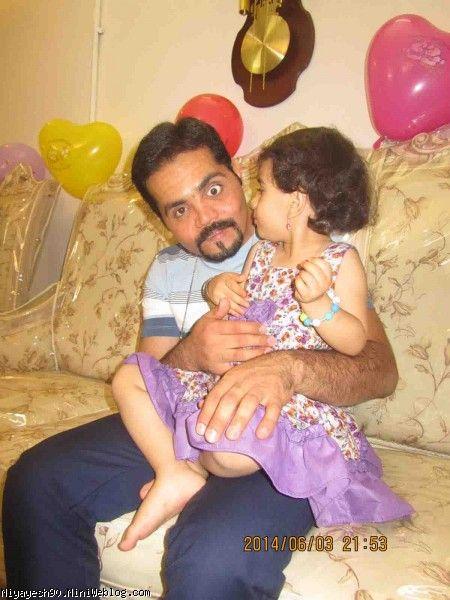 بابا وحید عزیزم تولدت مبارک