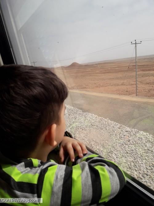 در راه مشهد