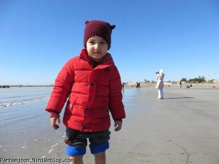 کنار دریا بوشهر