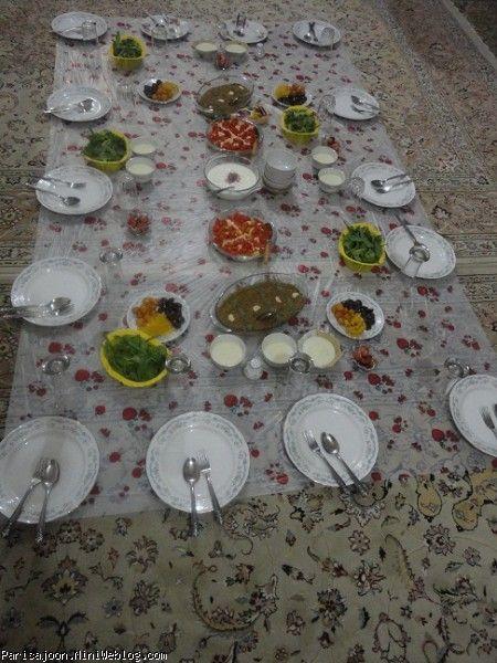 رمضان از دریچه دوربین شما(تصاویر سفر سحر،افطار،مراسم لیالی قدر)