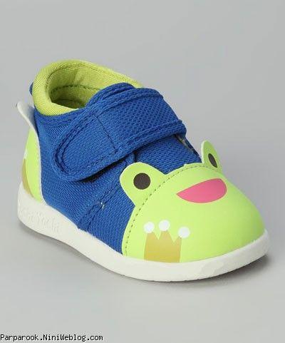 راهنمای خرید کفش برای کودک نوپا