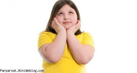 دختربچههای چاق، ممکن است در آینده نازا شوند!