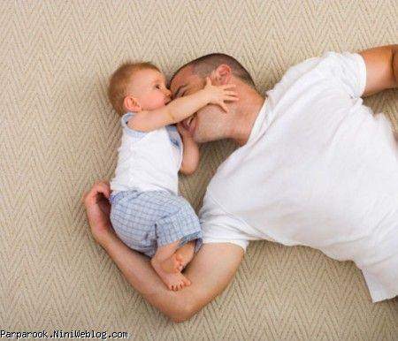 پدر شدن در سن بالا بی خطر است؟