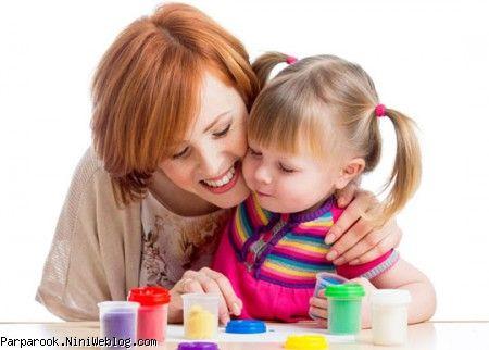 چند پیشنهاد ویژه برای سرگرم کردن بچه ها در خانه