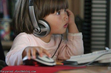 چگونه فرزندانمان را در فضای اینترنت کنترل کنیم؟