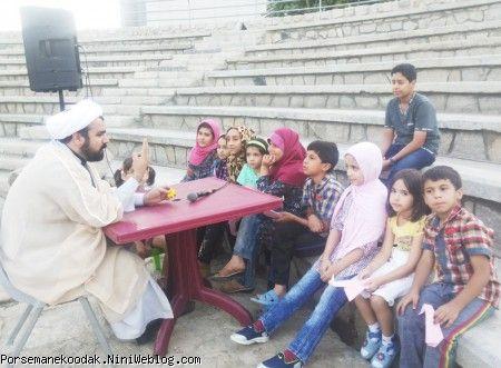 عمو روحانی در کوهسنگی مشهد
