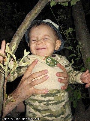 محمد صدرا روی درخت