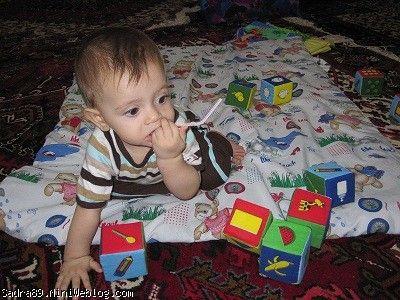 محمد صدرا و جعبه مکعب ها