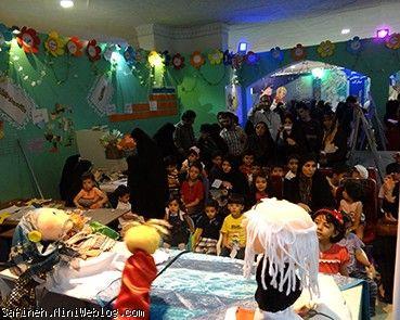 کودکان در جشن