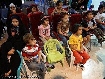 کودکان در جشن2