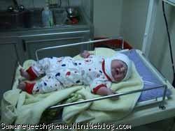 9 دقیقه بعد از تولد