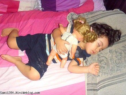 سام و عروسک
