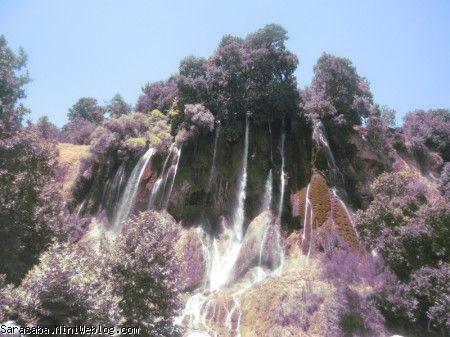 آبشار بیشه- لرستان