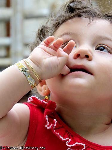 سارینا 9 ماهگی