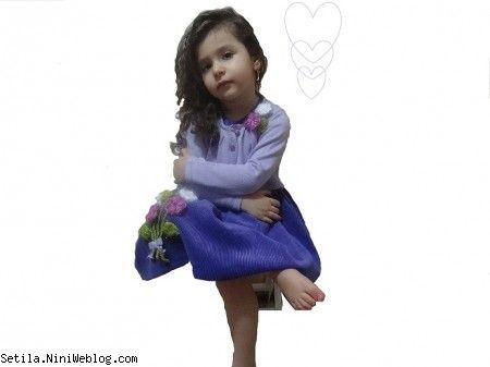 ستیلا با لباس عید94